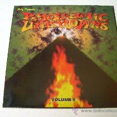 Discos de vinilo: LP VARIOS ARTISTAS - PSYCHEDELIC UNKNOWNS VOLUMEN 9 VINILO PSYCH. Lote 40803786