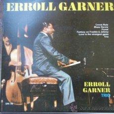 Discos de vinilo: ERROLL GARNER TRIO – ERROLL GARNER SCANDINAVIA,1963 GALA INTERNATIONAL. Lote 9552146