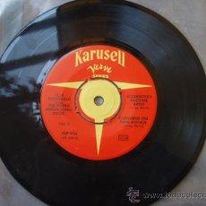 Discos de vinilo: ELLA FITZGERALD (ALEXANDER'S RAGTIME BAND - SLUMMING ON PARK AVENUE - RUSSIAN LULLABY -...) EP45. Lote 9552254