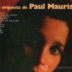 Discos de vinilo: PAUL MAURIAT ··· SUS MEJORES TEMAS LATINOS (INCLUYE ARANJUEZ ) ··· (LP 33 RPM). Lote 20477457