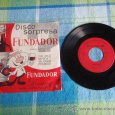 Discos de vinilo: RENÉ LEGRAN Y ORQUESTA (MATTINATA - HUMORESQUE - MOMENTO MUSICAL - BAILE EN LA OPERA) 1965 EP45. Lote 9557880