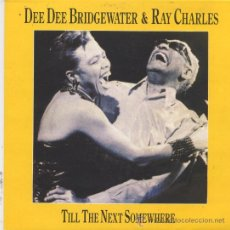 Discos de vinilo: DEE DEE BRIDGEWATER,TILL THE NEXT SOMEWHERE,DEL 93,PROMO. Lote 9570194