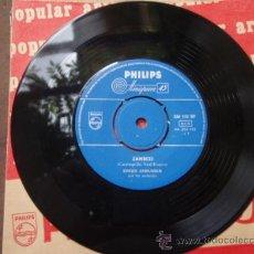 Discos de vinilo: SVEND ASMUSEN & HIS ORCHESTRA ( ELIZABETH - ZAMBEZI ) PHILIPS. Lote 9581849