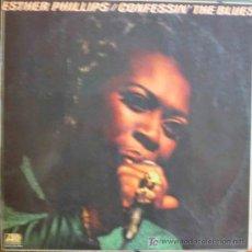 Discos de vinilo: ESTHER PHILLIPS : CONFESSIN' THE BLUES. 1976. ATLANTIC HATS 421-186. Lote 9589961