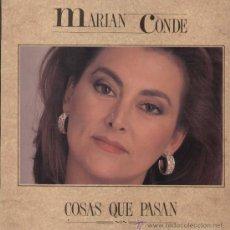 Discos de vinilo: MARIAN CONDE / COSAS QUE PASAN (LP DIAL DE 1991). Lote 13443990