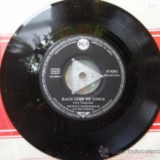 Discos de vinilo: BENNY GOODMAN & HIS ORCHESTRA ( FAREWELL BLUES - BACH GOES TO TOWN ) SINGLE45 GERMANY RCA. Lote 9591660