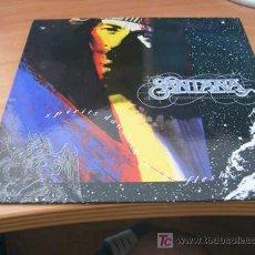 Disques de vinyle: SANTANA ( SPIRITS DANCING IN THE FLESH ) LP ESPAÑA 1990. INCLUYE INSERTO. Lote 10807340