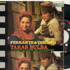 Discos de vinilo: EP 45 RPM / FERRANTE & TEICHER / TARAS BULBA // EDITADO POR HISPAVOX . Lote 19427157