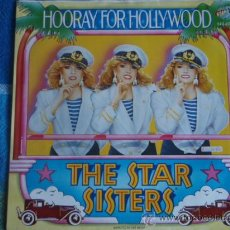 Discos de vinilo: STAR SITERS ( HOORAY FOR HOLLYWOOD - SHOBUSINESS ) 1984 SINGLE45 . Lote 9610265