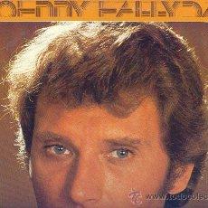 Discos de vinilo: JOHNNY HALLYDAY LP DERRIERE LÁMOUR 1986 PHILIP 9101 064 FRANCIA VER FOTO ADICIONAL. Lote 21249378