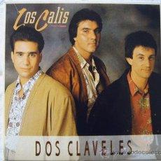 Discos de vinilo: LOS CALIS - DOS CLAVELES. Lote 9698077