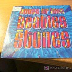Discos de vinilo: HOUSE OF LOVE ( BEATLES AND THE STONES ) SINGLE (EPI02). Lote 9710400