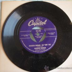 Discos de vinilo: NAT KING COLE ( PENTHOUSE SERENADE - IF I SHOULD LOSE YOU ) GERMANY SINGLE45 CAPITOL. Lote 9711700