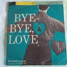 Discos de vinilo: ARTIE MALVIN & JIMMY LEYDEN (BYE BYE LOVE) MICHAEL STEWART QUARTET (AROUND HE WORLD) USA SINGLE45. Lote 9711737