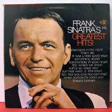 Discos de vinilo: FRANK SINATRA (GREATEST HITS! ) LP33. Lote 36083837
