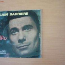 Discos de vinilo: MUSICA GOYO - EP VINILO - ALAIN BARRIERE - MA VIE - *CC99. Lote 22778630