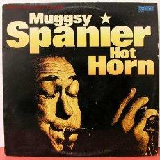 Discos de vinilo: MUGGSY SPANIER ( HOT HORN ) LP33. Lote 1026049