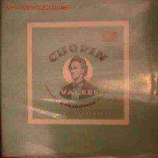 Discos de vinilo: CHOPIN: VALSES. Lote 20270211