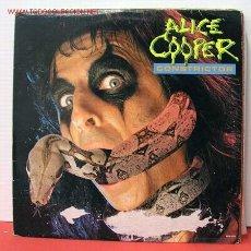 Discos de vinilo: ALICE COOPER ( CONSTRICTOR ) 1986 LP33. Lote 1030936