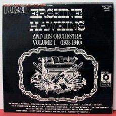 Discos de vinilo: ERSKINE HAWKINS AND HIS ORCHESTRA ( VOLUME 1 1938 - 1940 ) LP33. Lote 1031436
