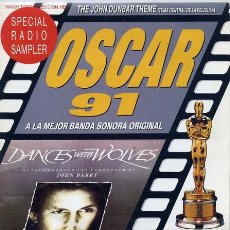 Discos de vinilo: DANCES WITH WOLVES (BAILANDO CON LOBOS). Lote 1036825