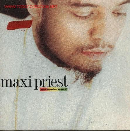 MAXI PRIEST (Música - Discos de Vinilo - Maxi Singles - Jazz, Jazz-Rock, Blues y R&B)