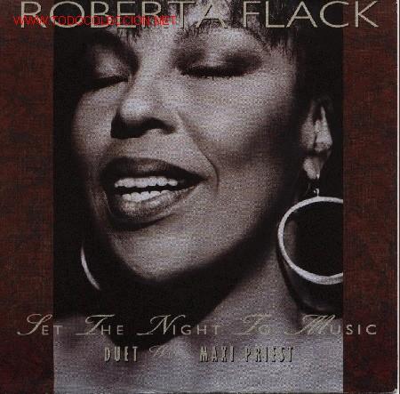 ROBERTA FLACK (Música - Discos de Vinilo - Maxi Singles - Jazz, Jazz-Rock, Blues y R&B)