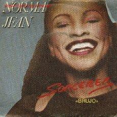 Discos de vinilo: NORMA JEAN. Lote 1045034
