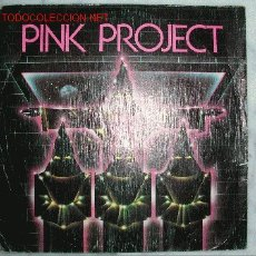 Discos de vinilo: PINK PROJECT MAMMAGAMMA-SIRIUS-ANOTHER BRICK IN THE WALL. Lote 1045951