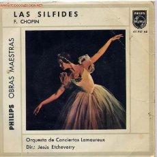 Discos de vinilo: ORQUESTA DE CONCIERTOS LAMOUREUX. Lote 1050541