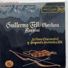 Discos de vinilo: ORQUESTA SINFONICA NBC. Lote 1050543