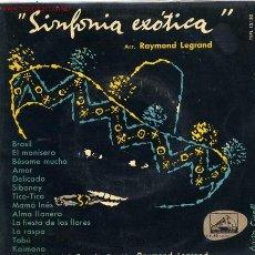 Discos de vinilo: ORQUESTAS. Lote 1553166