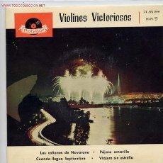 Discos de vinilo: ORQUESTAS. Lote 1553169