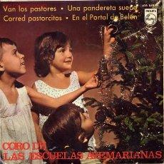 Discos de vinilo: VILLANCICOS- NAVIDAD. Lote 1054731