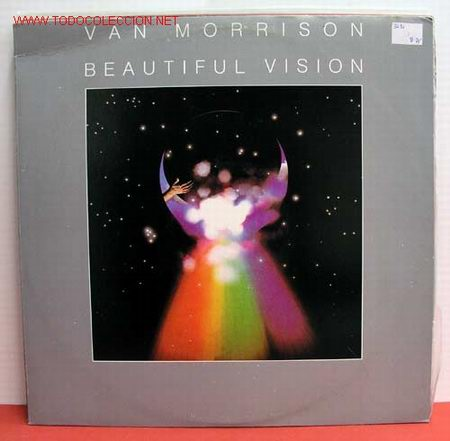 VAN MORRISON ( BEAUTIFUL VISION ) USA - 1982 LP33 WARNER BROS RECORDS (Música - Discos - LP Vinilo - Pop - Rock - New Wave Extranjero de los 80)
