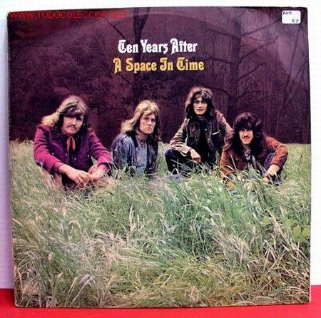 TEN YEARS AFTER ( A SPACE IN TIME ) U SA LP33 (Música - Discos - LP Vinilo - Pop - Rock - Extranjero de los 70)