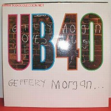 Discos de vinilo: UB40 ( GEFFERY MORGAN... ) LP33. Lote 1060364