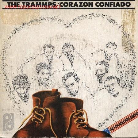 THE TRAMMPS (Música - Discos - Singles Vinilo - Jazz, Jazz-Rock, Blues y R&B)
