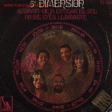 Discos de vinilo: 5ª DIMENSIÓN . Lote 1063561