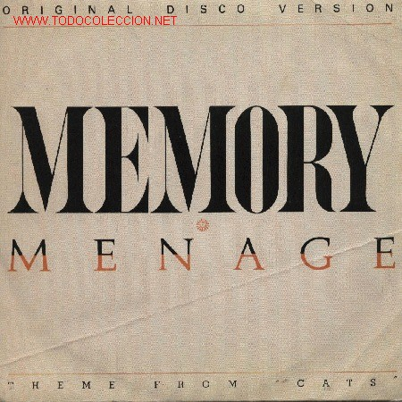 MENAGE (Música - Discos - Singles Vinilo - Jazz, Jazz-Rock, Blues y R&B)