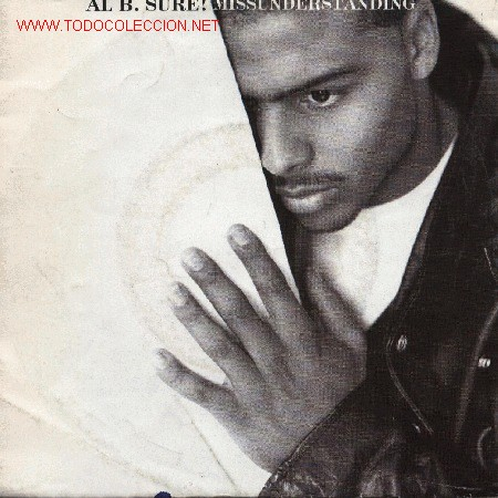 AL B. SURE ! (Música - Discos - Singles Vinilo - Jazz, Jazz-Rock, Blues y R&B)