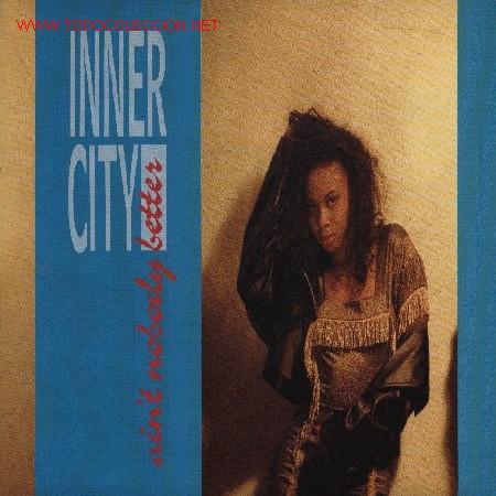INNER CITY (Música - Discos - Singles Vinilo - Jazz, Jazz-Rock, Blues y R&B)