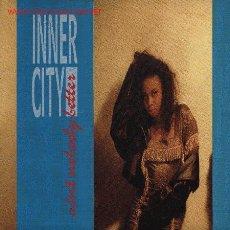 Discos de vinilo: INNER CITY . Lote 1064528