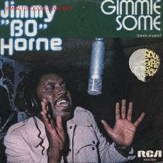 Discos de vinilo: JIMMY BO HORNE . Lote 1064712