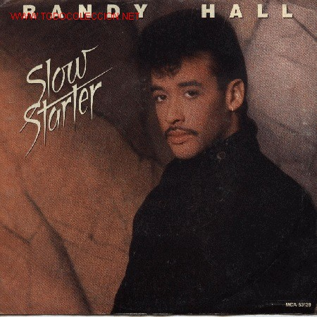 RANDY HALL (Música - Discos - Singles Vinilo - Jazz, Jazz-Rock, Blues y R&B)