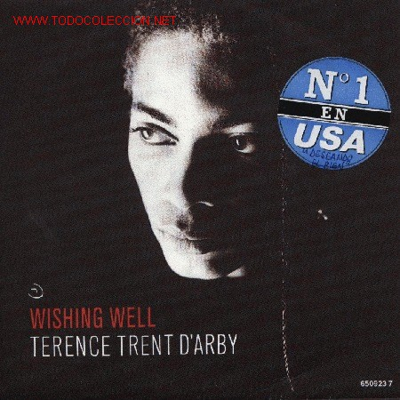 TERENCE TRENT D´ARBY (Música - Discos - Singles Vinilo - Jazz, Jazz-Rock, Blues y R&B)