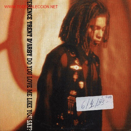 TERENCE TRENT D´ARBY (Música - Discos - Singles Vinilo - Jazz, Jazz-Rock, Blues y R&B)