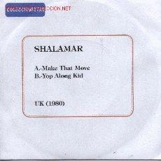 Discos de vinilo: SHALAMAR . Lote 1064785