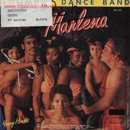 GOODBAY DANCE BAND (Música - Discos - Singles Vinilo - Jazz, Jazz-Rock, Blues y R&B)