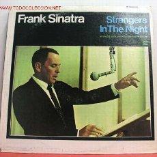 Discos de vinilo: FRANK SINATRA ( STRANGERS IN THE NIGHT ) USA LP33 REPRISE. Lote 2939945